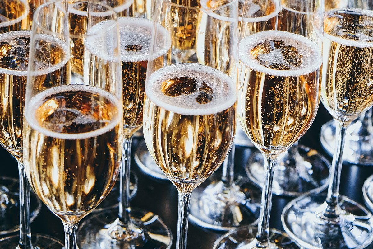 Cork & Cuisine: All that sparkles